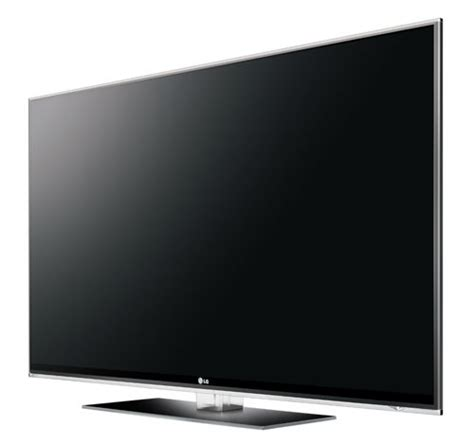 Tv Led Lg Di Kudus Lg S Infinia Le9500 Is A 3d Ready Led Tv With Picture Frame Depth Gizmodo Australia