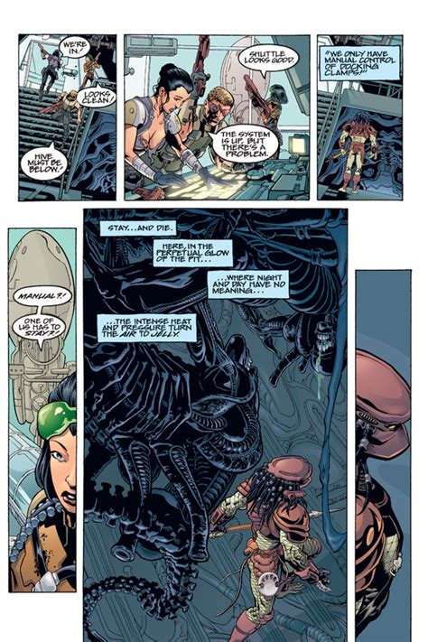 the complete predator omnibus books aliens vs predator omnibus volume 2 profile