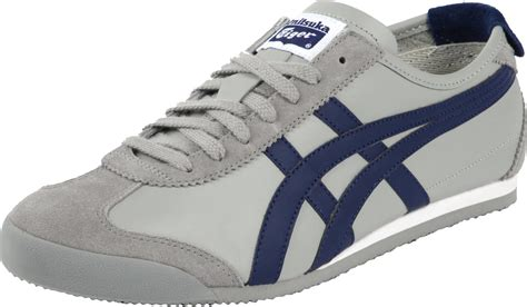 As Mexico66 By onitsuka tiger mexico 66 shoes grey blue