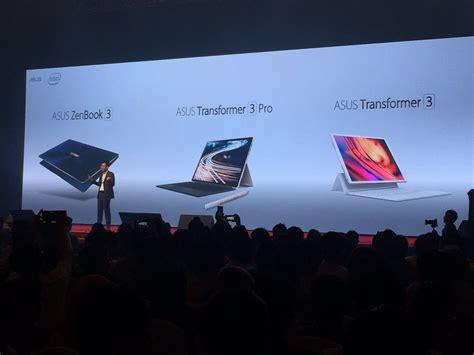 Laptop Asus Terbaru Di Bandar Lung transformer 3 pro komputer 2 dalam 1 daripada asus berharga rm 6 999 amanz