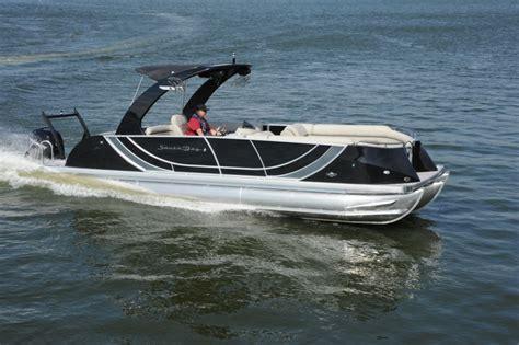ski boat vs tritoon south bay 925 sport 3 0 plus pontoon deck boat magazine