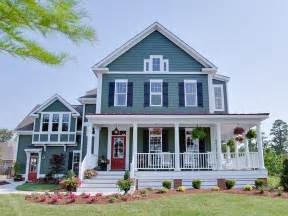 farmhouse plans with porch country house plans two story luxury country home plan 058h 0089 at thehouseplanshop com