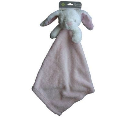 Blankets And Beyond Bunny Nunu by Blankets And Beyond Pink Bunny Rabbit Baby Security