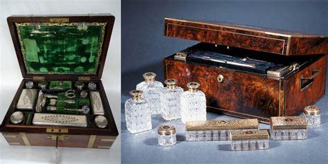 Used Makeup Vanity Early Victorian Era Make Up Cosmetics Amp Embellishments