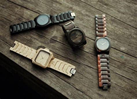Jam Tangan Matoa uniknya matoa jam tangan kayu dari bandung