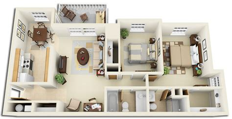 Studio Apartment Layout Planner by Pinewood Glen And Spruce Creek Apartments