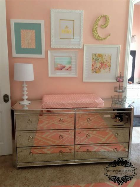 mirrored dresser for baby room 291 best images about nursery ideas on neutral