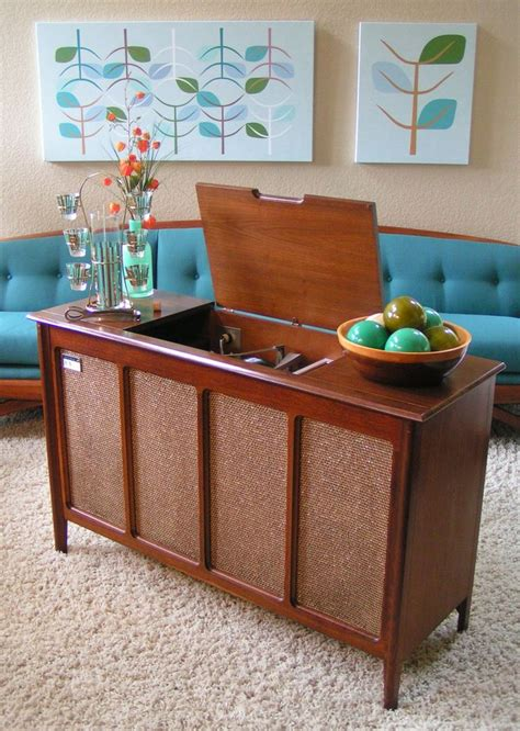 Cc Cabinets Hawaii by Admiral Am Fm Multiplex Stereo Console 1963 Record