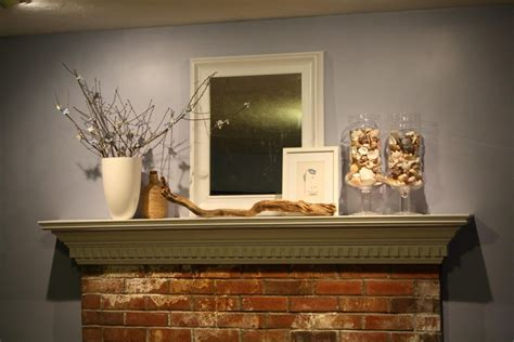 What To Put On Your Fireplace Mantel by Fireplace Mantel Decorating Ideas Decor Trends