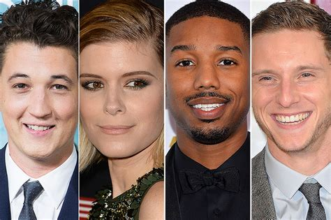 With The 4 Cast Revealed by Fantastic Four Lead Cast Revealed News