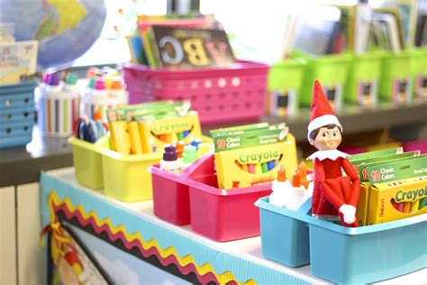 Classroom Ideas For On The Shelf by Preparing For Classroom Freebie Included