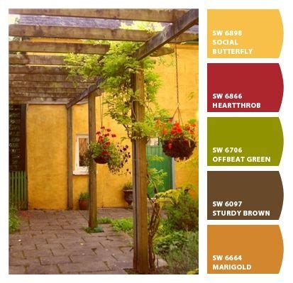 marigold paint marigold yellow house paint colors from chip it by sherwin williams paint