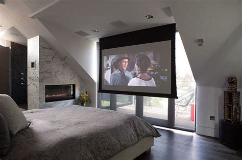 bedroom screen get the cinematic experience in the comfort of your own