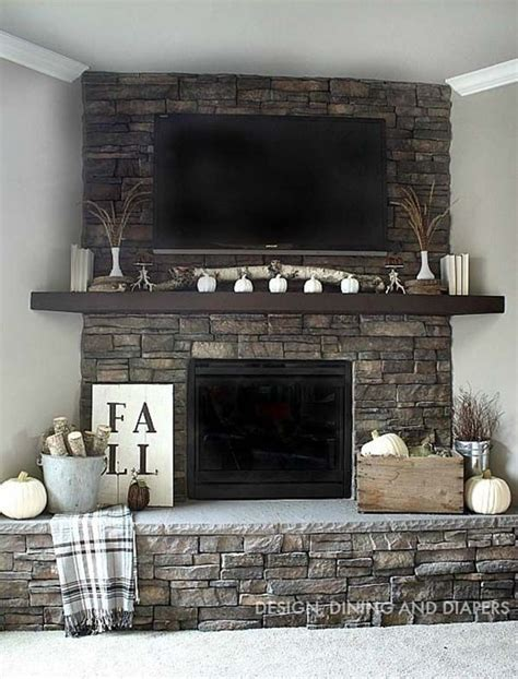 stone fireplace decor best 25 fireplace hearth ideas on pinterest white