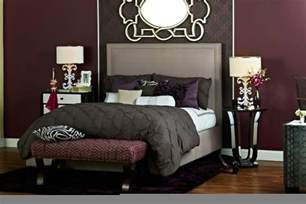 burgundy bedroom ideas deep purple burgundy and browns bedroom decor master