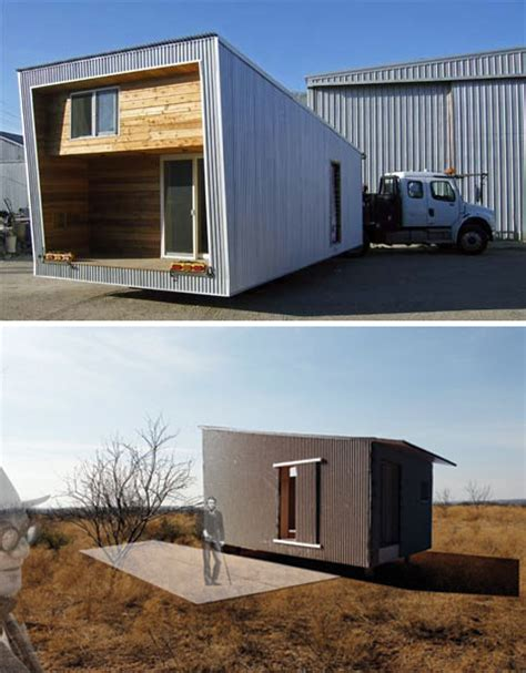 one prefab all in one house for the grid living