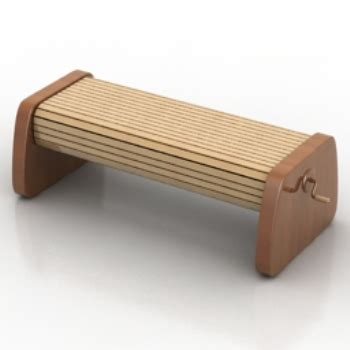 be bench model search 3d models simple bench free download