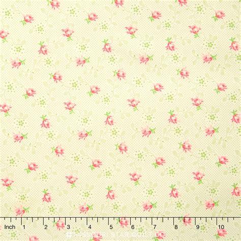 Missouri Quilt Company Fabrics by Bon Bon Bebe Yellow Floral Yardage Robyn Pandolph
