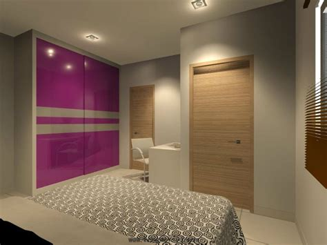 Wardrobe Designs With Study Table by Wardrobe And Study Table Interior Design Residential