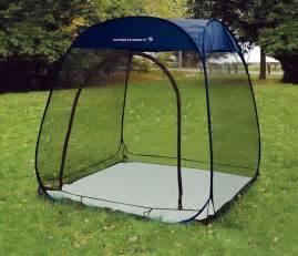 pop up tent awning new sportcraft 6 x6 pop up outdoor mesh screen room