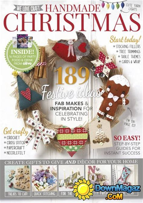 Uk Handmade Magazine - handmade uk 2015 187 pdf magazines