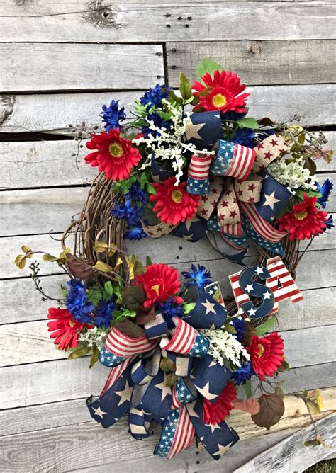 patriotic wreaths for front door grand patriotic wreaths for front door attractive