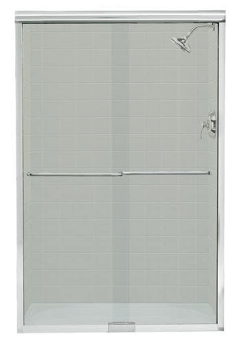 Sterling Shower Door Installation Sterling Finesse By Pass Shower Door Install At Menards 174