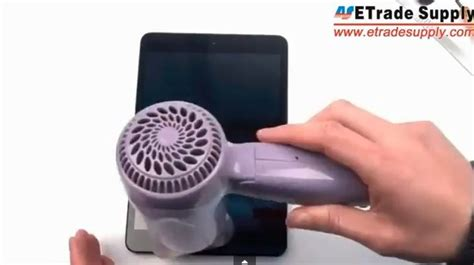 Hair Dryer Philips Disassembly how to repair damaged mini screen etrade supply