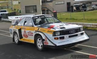 audi sport quattro b rally car experience