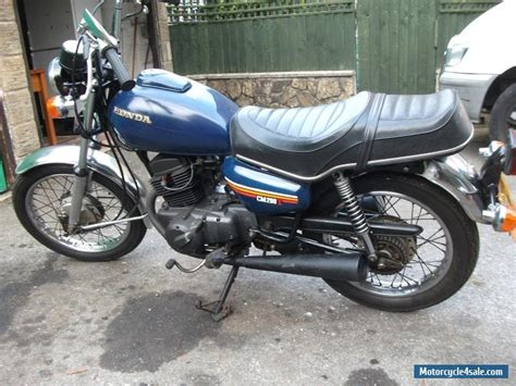 1981 honda motorcycle 1981 honda honda cm200t for sale in united kingdom