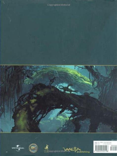 libro a natural history of libro the world of kong a natural history of skull island di weta workshop