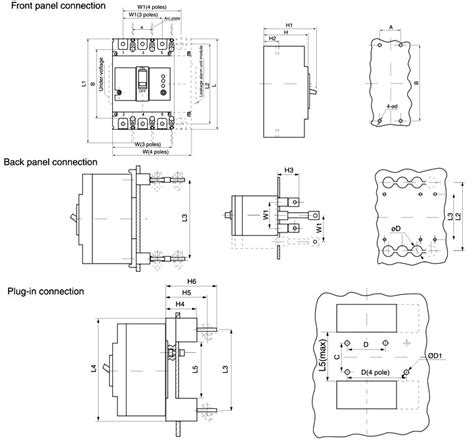 earth leakage circuit breaker wiring diagram wiring diagrams