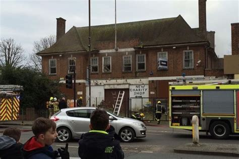 buy house in feltham up to 30 firefighters tackle blaze at old feltham hotel get west london