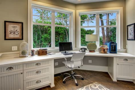 antique white home office furniture 16 white home office furniture designs ideas plans