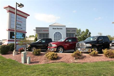 Jeep Dealers Wi Russ Darrow Chrysler Jeep Dodge Ram Of West Bend Car