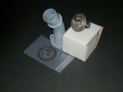 ford powerstroke stock thermostat housing kit