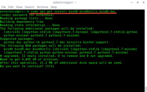 setup ubuntu ntp server install and configure dns server in ubuntu 16 04 lts