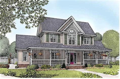 Traditional Country House Plans Traditional Country Farmhouse House Plans Home Luxamcc