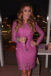 Perrier jou 235 t larsa pippen dinner for bright pink at juvia world