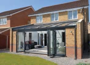 Cost Of Folding Patio Doors Lean To Conservatories Vivaldi Construction