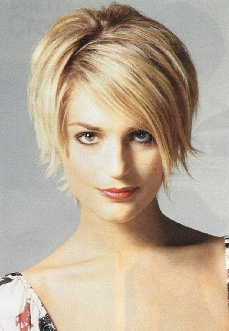 womens hairstyles for thin faces 2015 short hairstyles for round faces