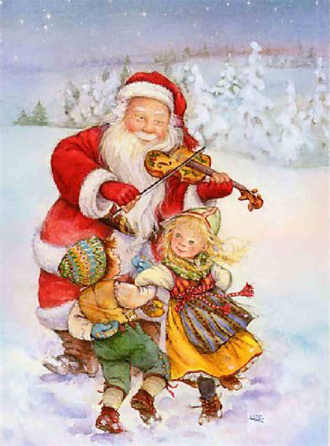libro papa noel santa claus navidad