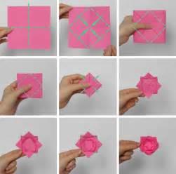 origami le anleitung fleurs en origami facile 7 id 233 es originales avec des