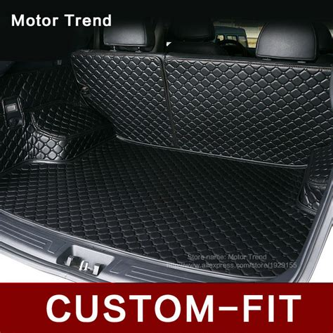Custom Trunk Mats by Custom Fit Car Trunk Mat For Land Rover Discovery 3 4