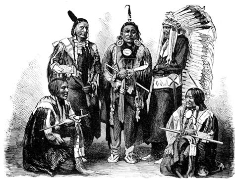 wikihistoria sioux indian tribe