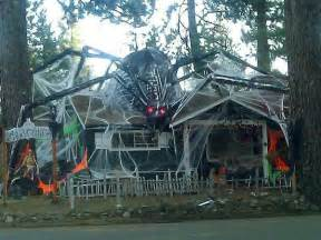 decorated homes for halloween outdoor halloween decorations weneedfun