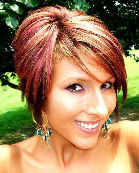 hairstyles and colors for short hair short hair colors that you cant afford to miss out for
