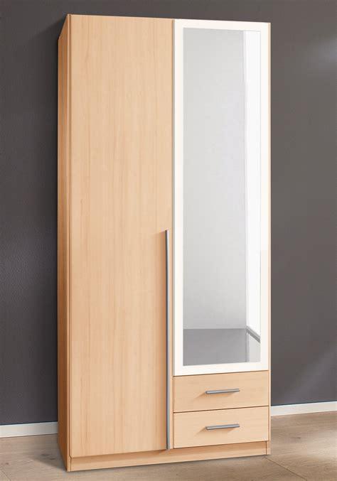 kledingkast goedkoop elegant rauch met kunststof oppervlak of deurs made in