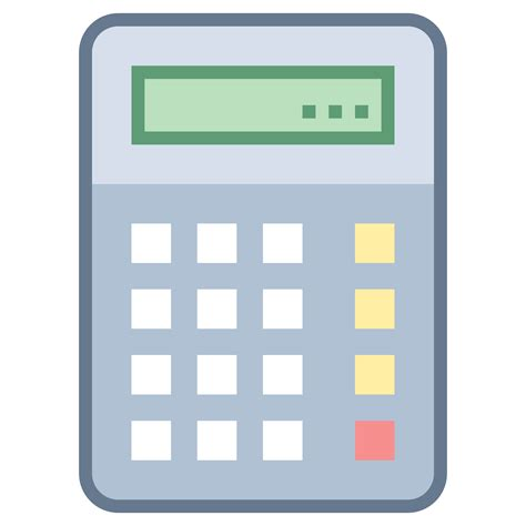 calculator icon calculator icon free download at icons8