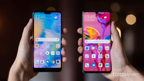 huawei p30 pro vs huawei p20 pro the best gets better